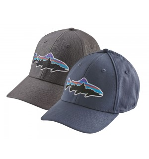 Patagonia Fitz Roy Trout Stretch Fit Hat