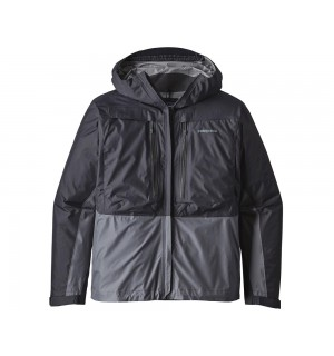 Patagonia Minimalist Wading Jacket, forge grey / feather grey