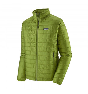 Patagonia Nano Puff Jacket, supply green