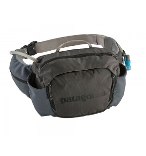 Patagonia Nine Trails Waist Pack 8L, forge grey