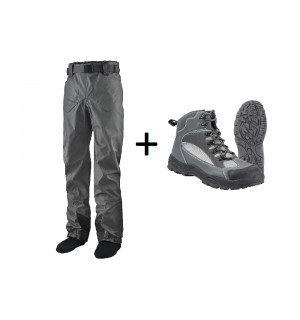 Patagonia Summer Wading Set Swiftcurrent (River Grip Superlight)