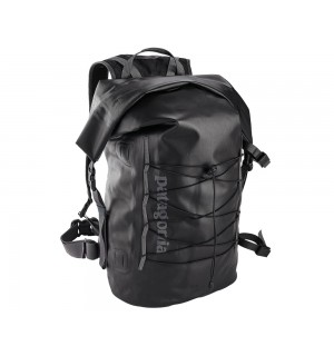 Patagonia Stormfront Roll Top Pack, black