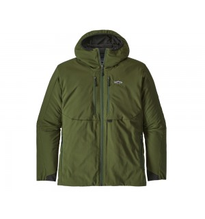 Patagonia Tough Puff Hoody, nomad green #L