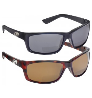 Polarized Glasses Bifocal - with integrated magnifying lenses