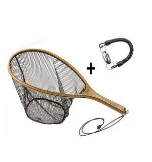 Premium Guide Landing Net + Magnetic Retainer
