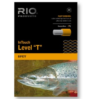 "RIO InTouch Level ""T"" ConnectCore Tungsten Shooting Heads"