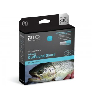 RIO InTouch Outbound Integrated Shooting Taper (floating / intermediate)