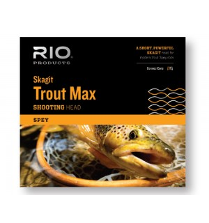 RIO Skagit Trout Max Shooting Head