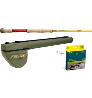 SAGE Pike & Pike XL Fly Rod + Fly Line