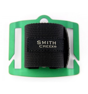 Smith Creek Landing Net Holster, green