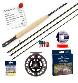 SAGE Sonic Fly Fishing Outfit