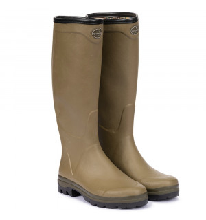 Le Chameau Country Cross Jersey Knee Boot