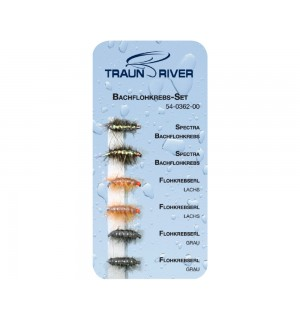 TRAUN RIVER Scud Set