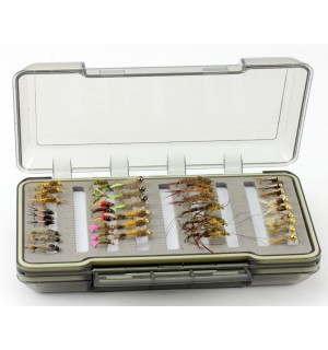 TRAUN RIVER Fly Box 1309