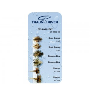 TRAUN RIVER Deer Hair Set