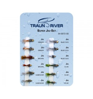 TRAUN RIVER Super Jig Set