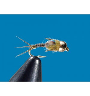 Tungsten Micro Mayfly, olive