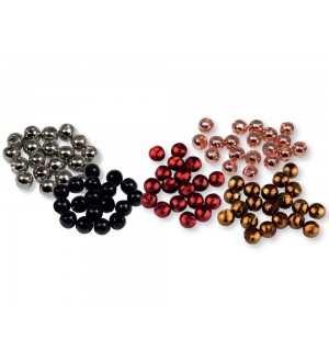 Tungsten beads (coloured)