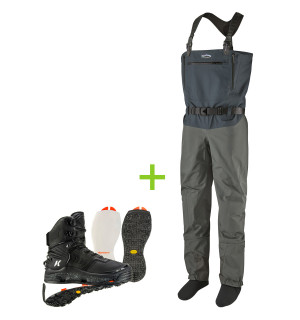 Patagonia Wading Set Diamant: Swiftcurrent & River OPS