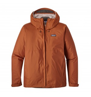 Patagonia Torrentshell Jacket, copper ore