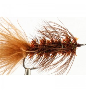 Wooly Worm Salt, brown