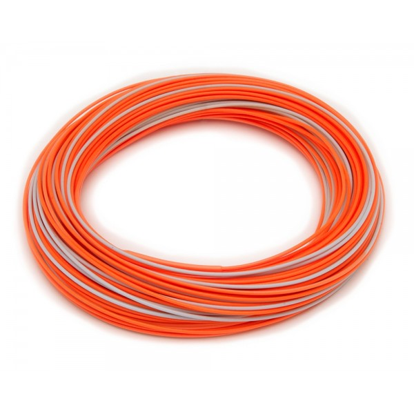 """RIO ConnectCore Metered Shooting Line New .037/"""" Orange//Blue"""