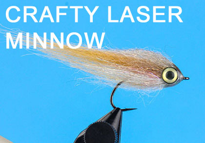 Bindeanleitung Crafty Laser Minnow