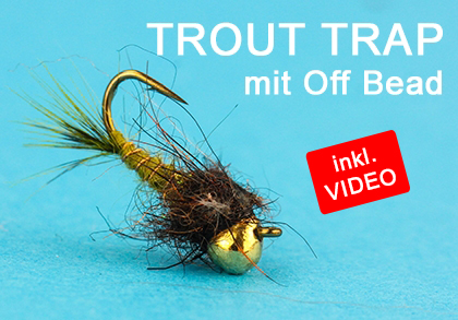 Bindeanleitung Trout Trap