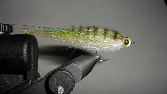 Bindeanleitung Crafty Laser Minnow 9